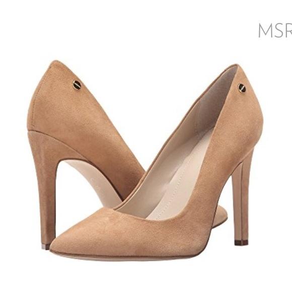 e9aa9cbea7af Calvin Klein Shoes - Calvin Klein Brady pump size 7.5